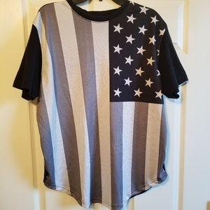 Maxi Milian American Flag T size XL